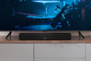 Denon Home Sound Bar 550: Dolby Atmos e AirPlay 2.
