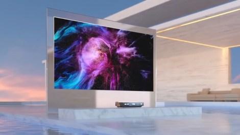 CES 2021: il nuovo Laser TV di Hisense promette grandi cose