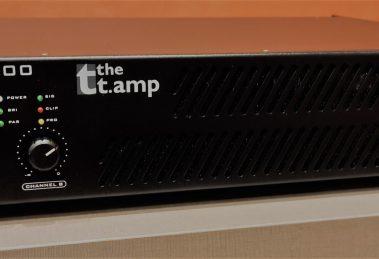 Thomann T.amp E800: 159 Euro per 350 watt