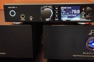 ADI2 FS RME e Rouge Audio Alauda MB-5: sinergia compatta