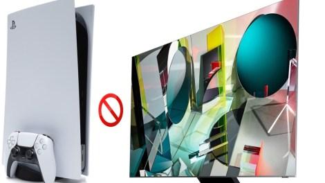 Samsung QLED e PS5 – In arrivo la soluzione 120 Hz e HDR