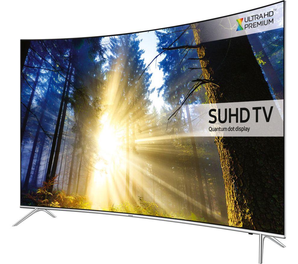 Samsung UE43KS7500 apre