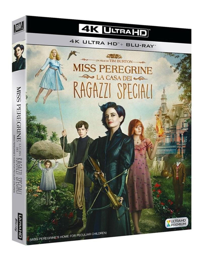 Miss Peregrine Ultra HD Blu-ray