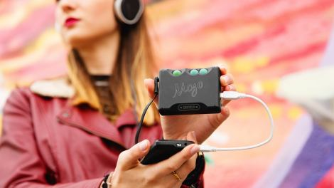 DAC chord mojo portatile
