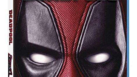 Deadpool [Blu-ray]
