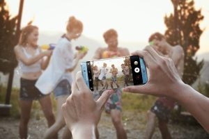 Galaxy Note 7 apertura
