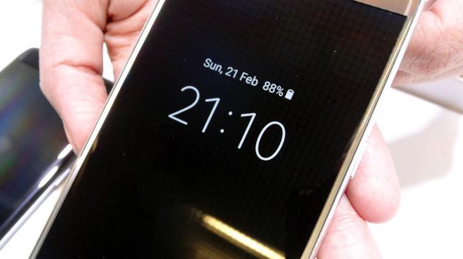 Galaxy S7 Samsung display3