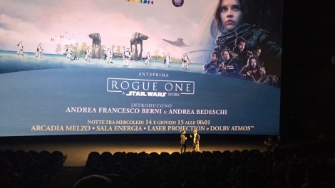 Rogue One Arcadia