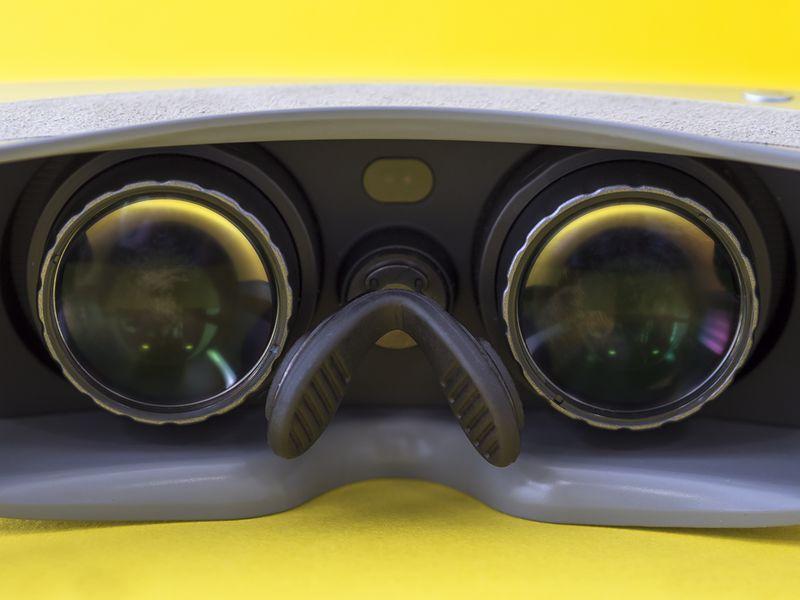 Realtà virtuale LG 360VR contenuti