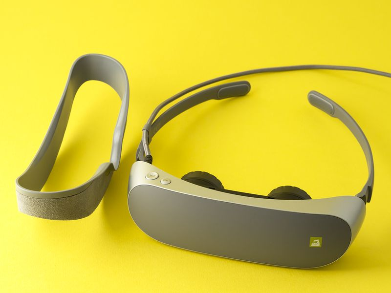 Realtà virtuale LG 360VR verdetto