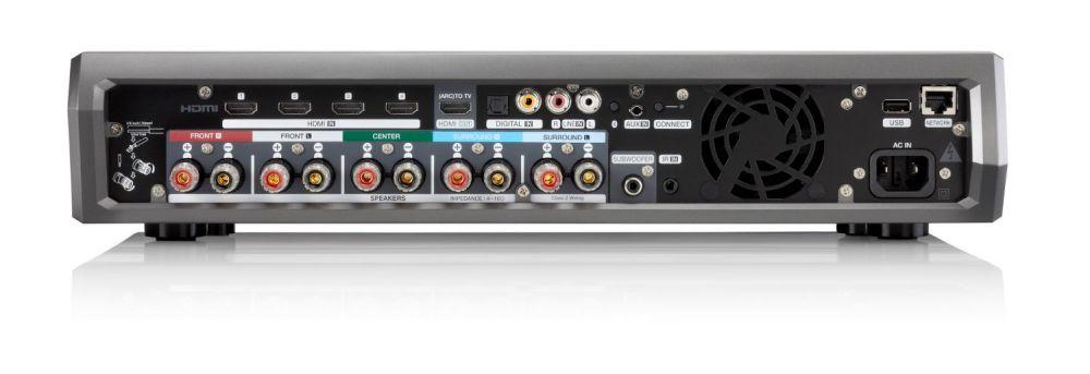 Denon HEOS AVR, il vero suono surround senza fili
