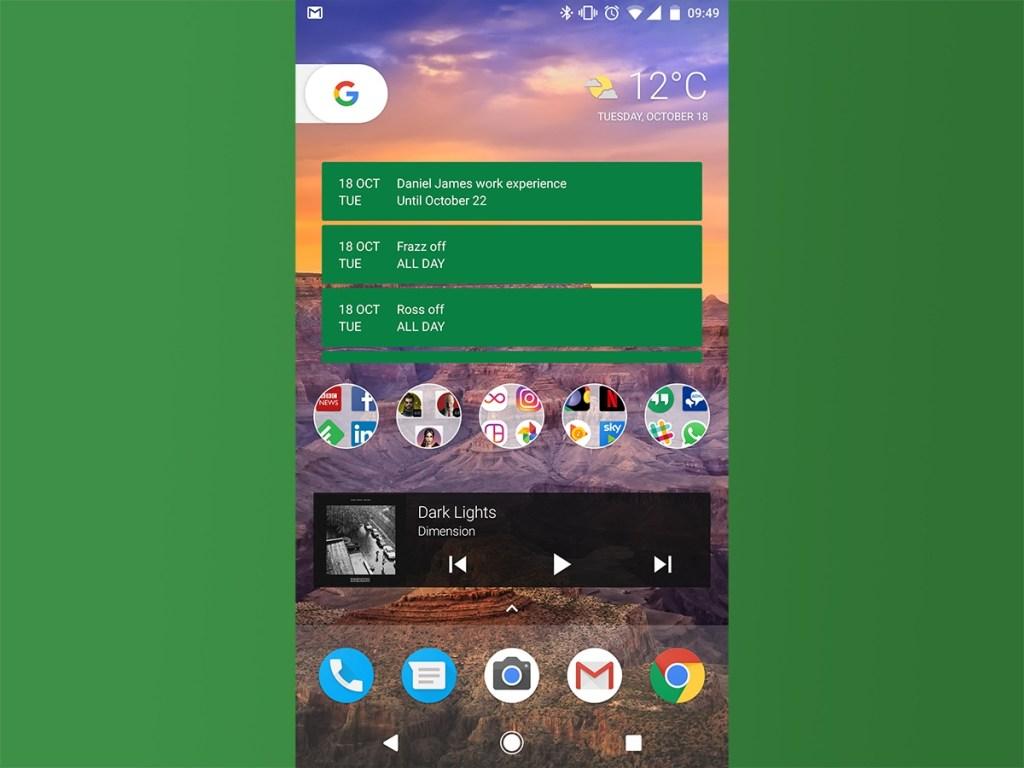 google pixel xl screenshot 1