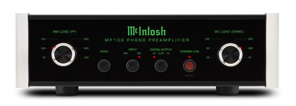 Preamplificatore phono McIntosh MP100