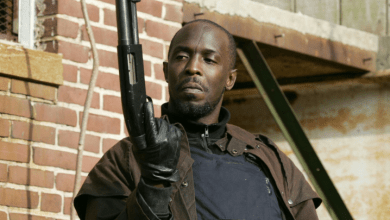 Photo de Omar Little (Sur Ecoute)