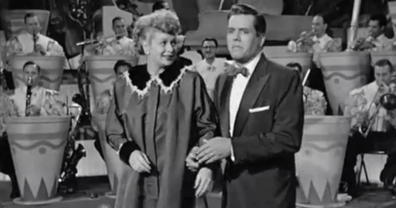 I Love Lucy Episode 2.10