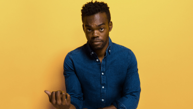 Photo of William Jackson Harper sur Amazon…