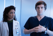 Photo de Et de 4 saisons pour The Good Doctor sur ABC
