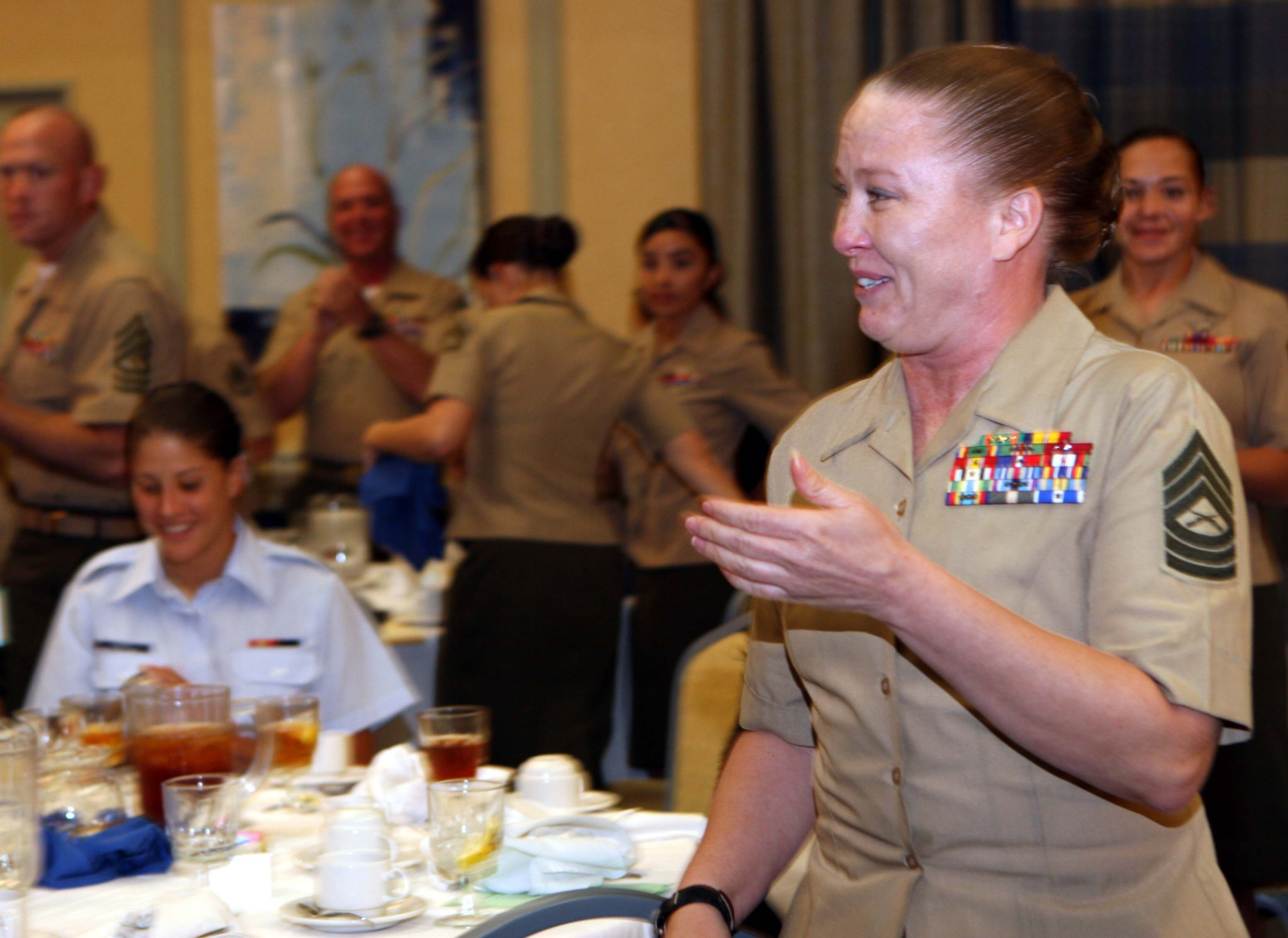 Female Marines In The Media 55