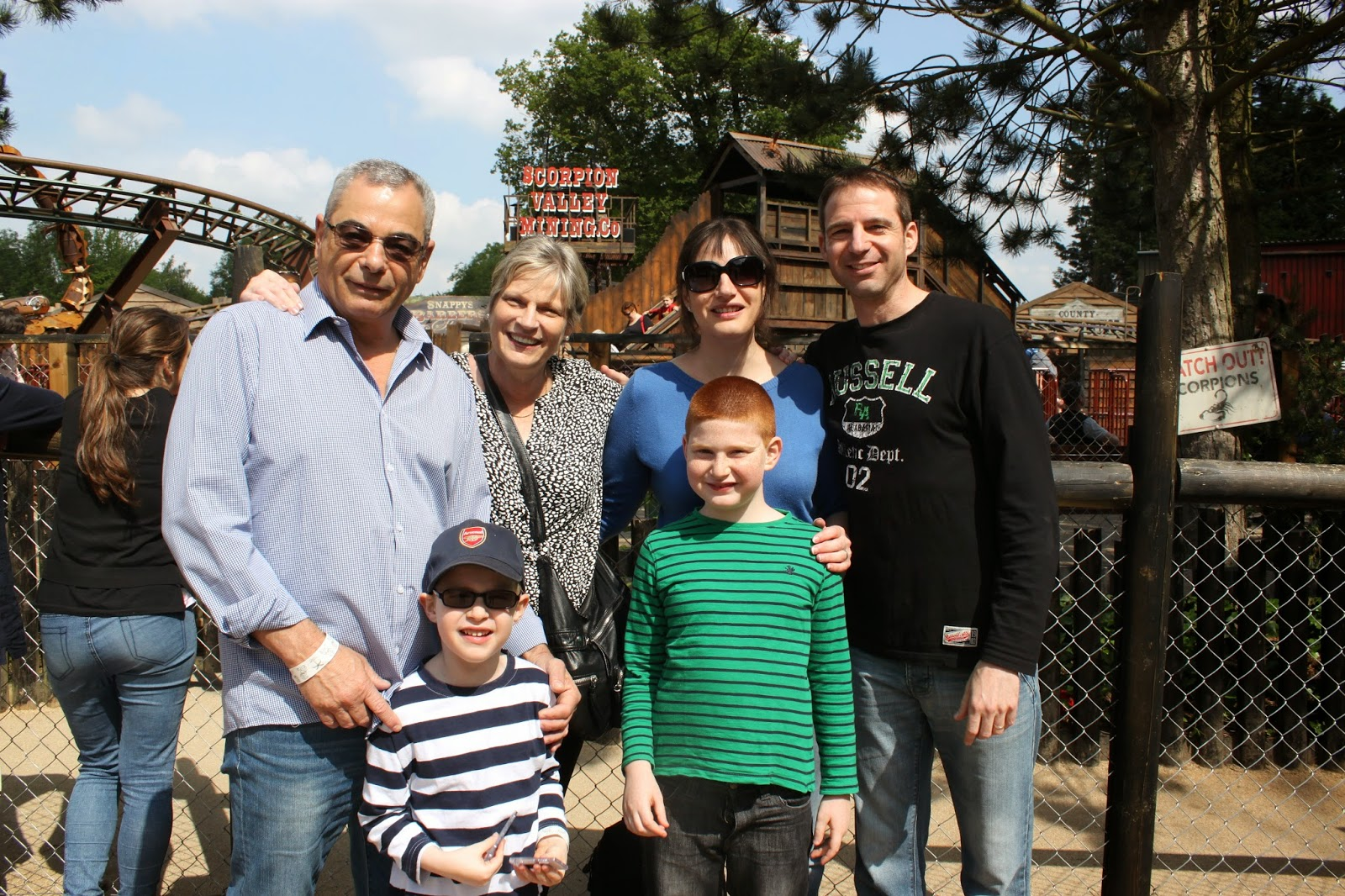 Our adventure at Chessington World of Adventures
