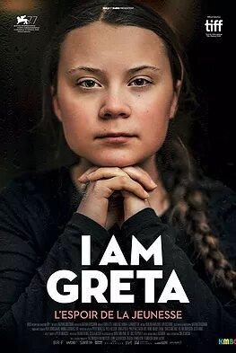 I am Greta Affiche