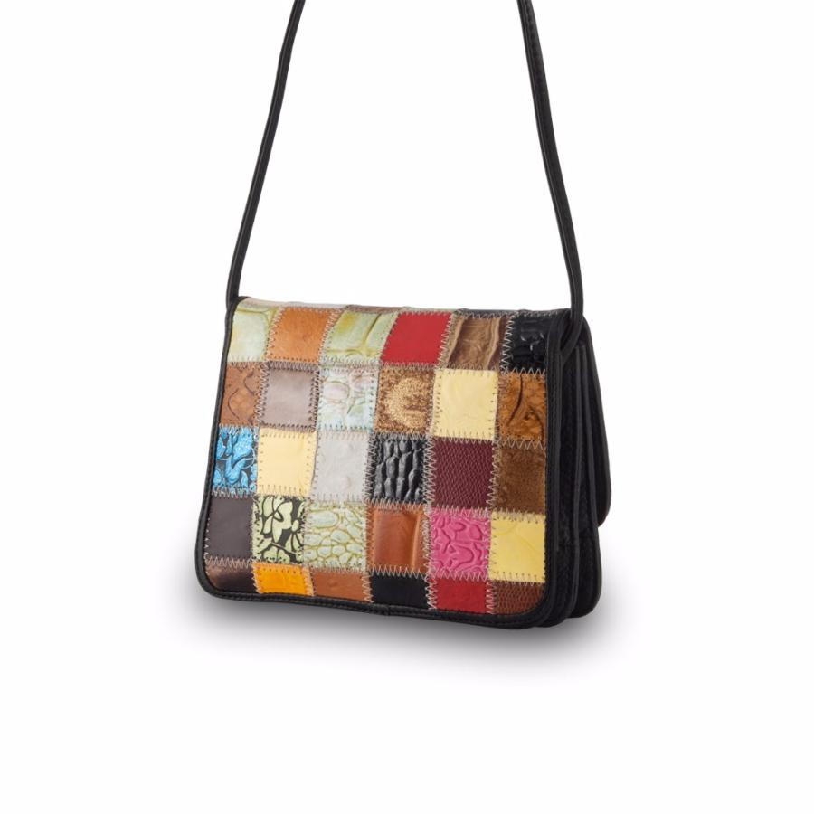 sac patchwork cuir femme dudubags