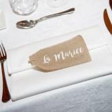 Etiquette de Table