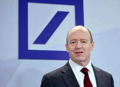 DeutscheBank JohnCryan