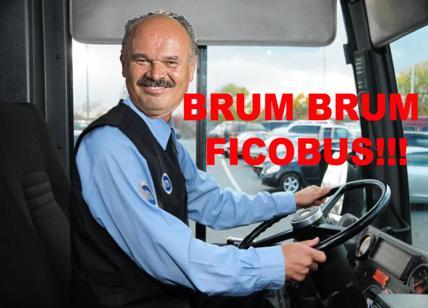 Farinetti usa i bus della Regione Spreco da 4,3 milioni di euro