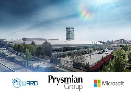 Prysmian e Microsoft: insieme per lo smart working nella sede della Bicocca