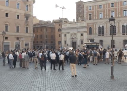 Razzismo, flop manifestazione Pd a Roma: in piazza non c'è nessuno