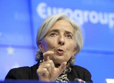 Christine Lagarde attacca l'Italia ma il suo passato non glielo permette
