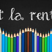 Vive la rentrée en français!  Les cours commencent cette semaine à partir du 27 août dans 5 écoles de Bâle: Münsterplatz, Peters, Neubad, Gotthelf-Gottfried Keller, et la Swiss International School.