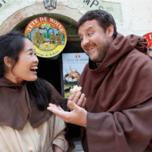 Ciné-Club : samedi 24 novembre, projection de Win Win, une comédie suisse de Claudio Tonetti. Venez avec vos amis et partagez un bon moment de cinéma francophone !