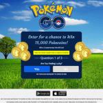 FREE Pokemon Go Landing/Squeeze Page