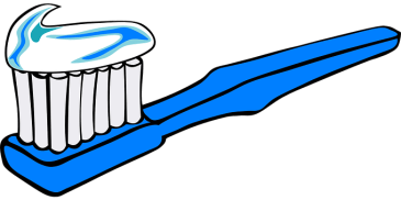 Brush and floss every day