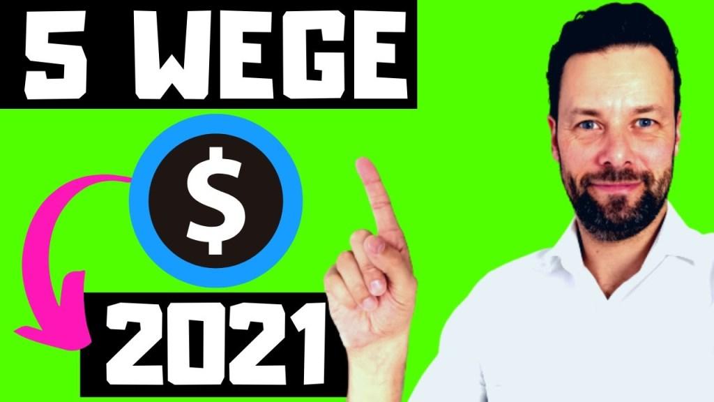 5 WEGE ONLINE GELD ZU VERDIENEN 2021 - SMMA, Shopify, Kindle eBooks, Affiliate Marketing, Youtube