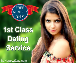 First Class Dating Service