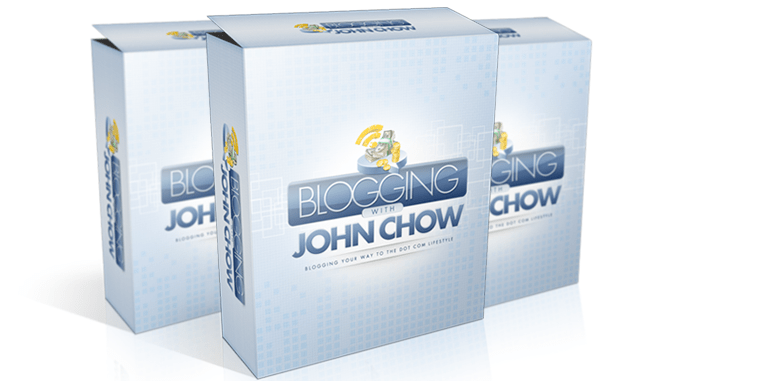 Blogging With John Chow system review scam or legit