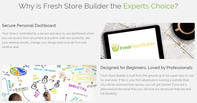 FreshStore why is it best