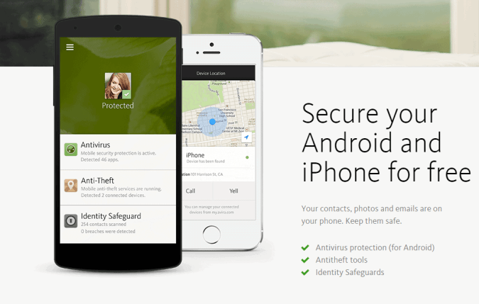 Avira Android Protection