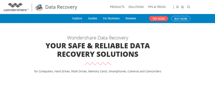 wondershare software