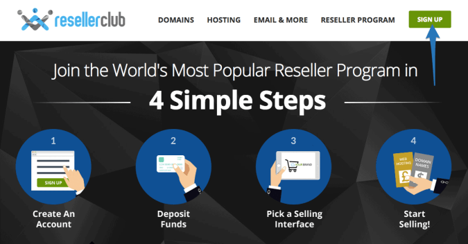 ResellerClub_Signup