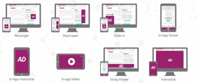 adcash review features popups features