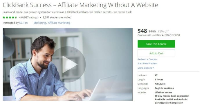 ClickBank-Success-–-Affiliate-Marketing-Without-A-Website