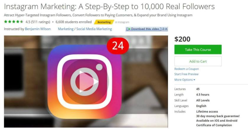Instagram Marketing: A Step by Step to 10,000 Real Follower
