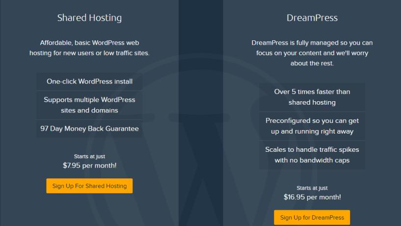 dreamhost pricing plans- BestWeb Hosting Providers In UK