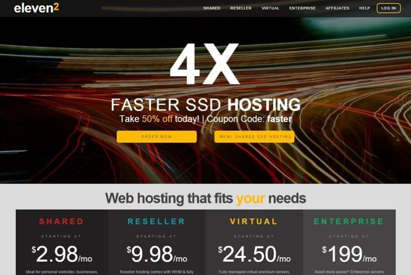 eleven2 hosting- BestWeb Hosting Service Providers In Singapore