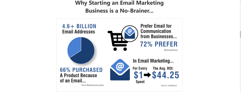 Email marketing infographic by anik singhal