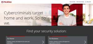 mcafee antivirus Black Friday Deal