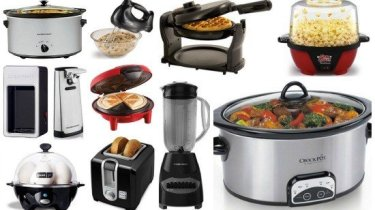 Black Friday Kitchen Appliances Sale